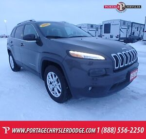 2015 Jeep Cherokee North *BLUETOOTH, REMOTE START, HEATED SEATS*