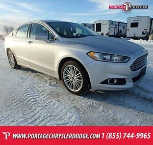 2016 Ford Fusion SE *REMOTE START, BLUETOOTH, REAR CAM*