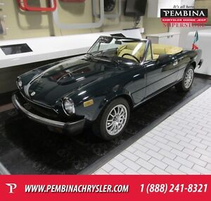 1981 FIAT 2000 Spider *CLASSIC CAR IN GOOD SHAPE*