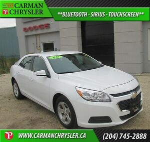 2015 Chevrolet Malibu LT 1LT *BLUETOOTH, SIRIUS, TOUCHSCREEN*