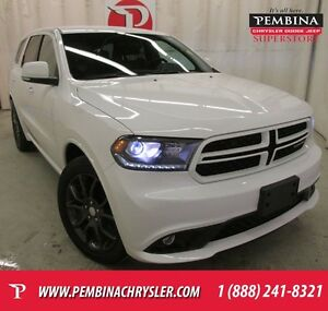 2016 Dodge Durango R/T *HEATED LEATHER, NAV, REMOTE START*