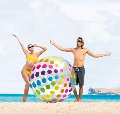 Groß Riesig Strand Spiel Pool Volleyball Sommer Spielzeug (Riesigen, Aufblasbaren Pool Spielzeug)