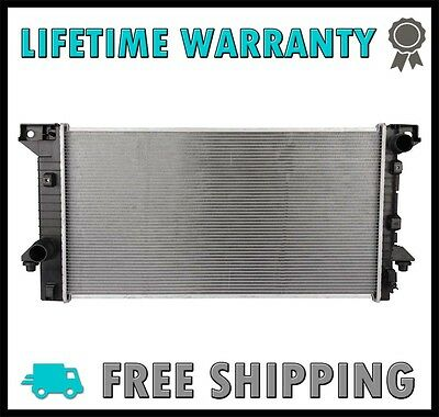 13045 New Radiator for Ford Expedition 07-08 Lincoln Navigator 07-13 5.4 V8