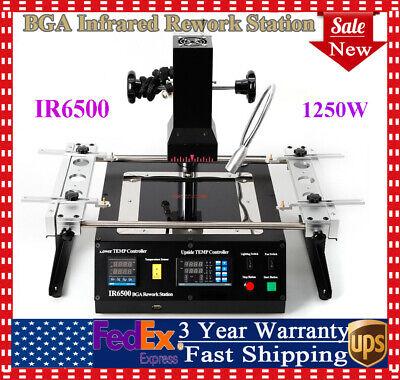 Ir6500 Bga Rework Station Infrared Welding Machine Smd Soldering Station Welder