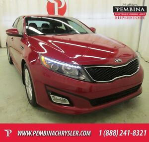 2015 Kia Optima EX *REMOTE START, HEATED SEATS, LEATHER*