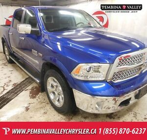 2015 Ram 1500 Laramie *LOW KMS, NAV, REAR CAM*