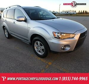 2011 Mitsubishi Outlander LS *$124 B/W, AWD, REAR HEAT*