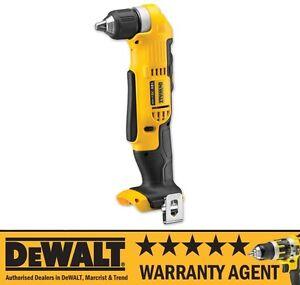DeWALT DCD740N 18V XR Li-Ion Right Angle Drill Driver - Bare Unit NEW