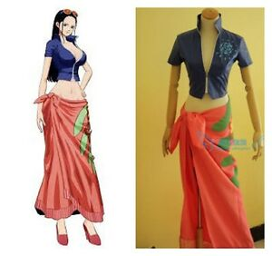 one piece Nico Robin two years later cosplay costume UK
