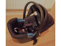 Baby Car Seat - Silvercross