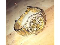 Rolex Daytona Watch With Crystals (Best On Gumtree) AP Hublot
