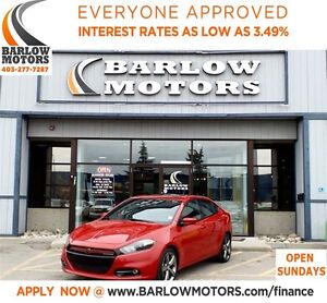2013 Dodge Dart SXT REARVIEW CAMERA/NAVI**OPEN 7 DAYS A WEEK**