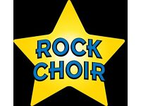 'Rock Choir' at Duffield! FREE Taster Session!