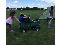 Camping Festival Trolley
