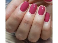 Home based, mobile qualified and insured nail technician