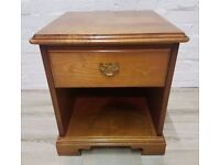 Bedside Cabinet By Younger Furniture (DELIVERY AVAILABLE FOR THIS ITEM OF FURNITURE)