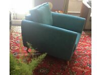 Armchair as brand new