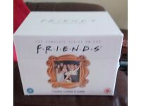 FRIENDS - Series 1-10 Complete DVD Box Set - 15th Anniversary Collectors Edition
