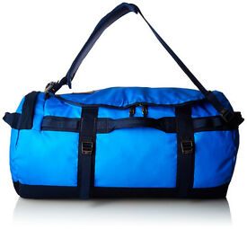 North Face Duffel Bag - Blue and Brand New