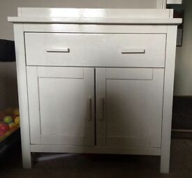 Baby Changing Unit Table