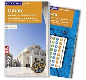 POLYGLOTT on tour Reiseführer Oman & Vereinigte Arabische Emirate | Buch