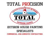 EXTERIOR PAINTER SPECIALISTS