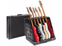 Stagg GDC-Universal Guitar Stand Suitcase Case for 6 Electric/3 Acoustic Guitars