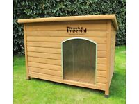 WANTED DOG KENNEL