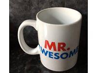 Mr Awesome Mug £3 Bargain!