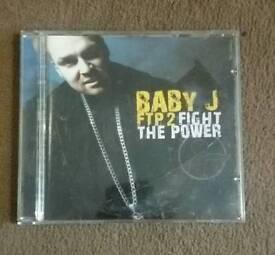 Baby j cd