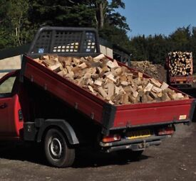 2 year BARN STORED logs £60 large truck load