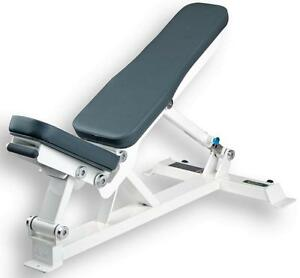 New eSPORT Commercial Multi-Adjustable Bench T1039a series