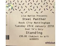Steel Panther @ Nottingham Rock City