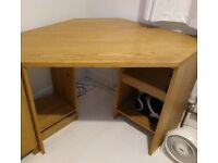 John Lewis Abacus corner desk