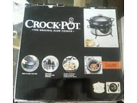 Crockpot stoneware as new