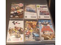x6 PSP games