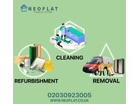 END OF TENANCY CLEANING, AFTER BUILD CLEANING, DEEP CLEEAN, OFFICE, RESTAURANT CLEANING