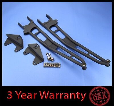 Bronco 4wd Front Lift - 80-96 F150 Bronco 4WD Extended Radius Arm + Brackets For 2-3.5