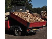 Barn stored logs £60 large truck load very dry