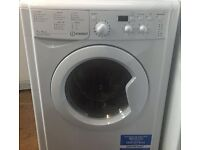 Indesit IWDD7143 7+5kg 1400 Spin White LCD Sensor Dry Washer/Dryer 1 YEAR GUARANTEE FREE FITTING