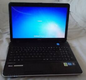 fujitsu lifebook AH531 i3 processor, hdmi, webcam