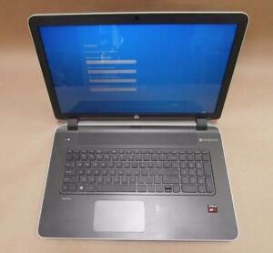 2015 HP Pavilion 17 AMD A8 Quad Core up to 2.40GHz 6GB DDR3 1TB HDD Radeon 17.3in HD+ 900p Beats Audio Win 10 Notebook