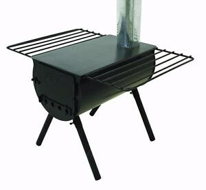 NEW Alpine Camp Chef Heavy Duty Cylinder Stove