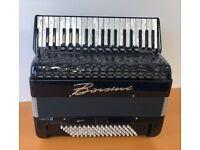 Borsini Vienna 374 96 bass 4 voice musette