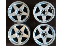 """Stilauto Sigma 16"""" alloy wheels"""
