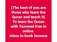 Free Qur'an learning support