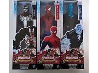 Marvel Ultimate Spider-Man Web-Warriors (Hasbro Titan Hero Series)