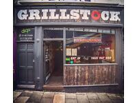 Staff required for Grillstock - Full Time/Part Time