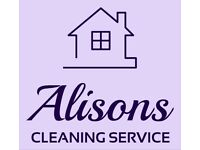 Alison's Cleaning Services in Antrim and Randalstown area