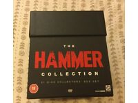 THE HAMMER COLLECTION. 21 DISC COLLECTORS BOX SET
